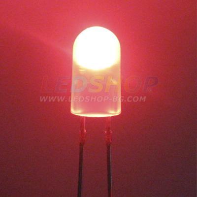 LED диод червен