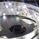 LED лента 30 LED/m, 5050SMD, IP 20-бяла
