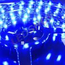 LED лента 60LED/m 3528SMD IP20 - синя