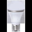 LED крушка 7W 220V E27 студена бяла светлина