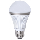LED крушка 7W 220V E27 топло бяла светлина
