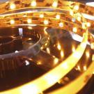 LED лента 60LED/m 3528SMD IP20 - жълта